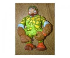 Figurka opice z Želvy Ninja 90. let