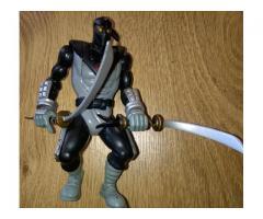 Figurka želvy ninja, foot soldier