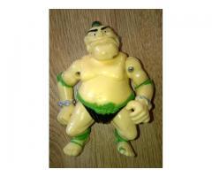 Figurka želvy ninja, sumo