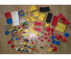 Staré retro Lego