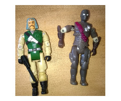 2 figurky G.I. JOE