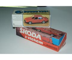 Krabička KDN Škoda 120L sběratelská replika