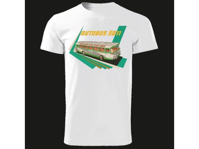 Tričko pro sběratele ITES Autobus ŠD 11