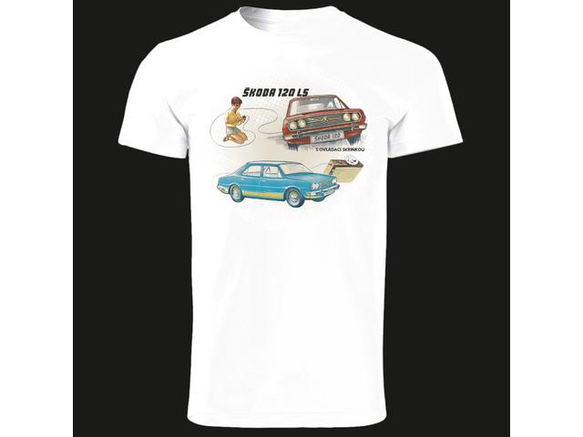 Tričko pro sběratele ITES Škoda 120 LS