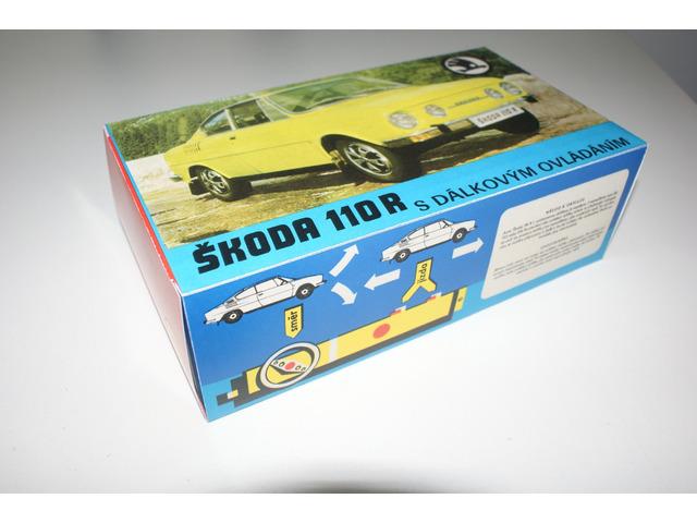 Krabička Ites ŠKODA 110R - sběratelská replika