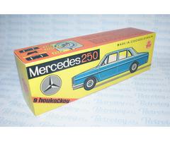 Krabička Ites Mercedes 250 sběratelská replika