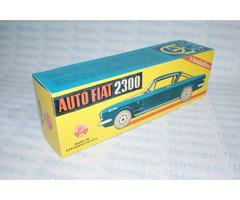 Krabička Ites Fiat 2300 sběratelská replika