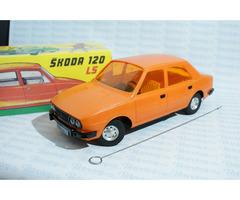 Škoda 120 LS Ites servo stará česká hračka