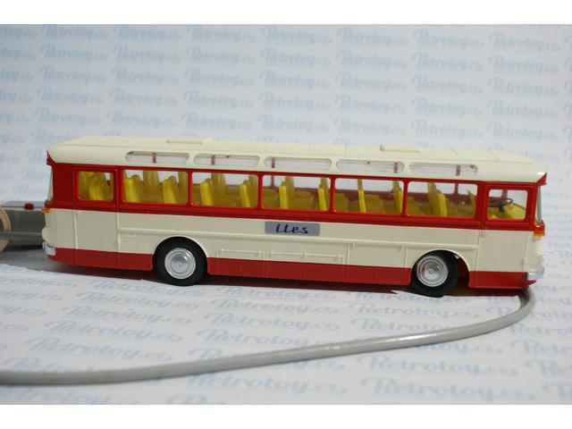 Ites Autobus Karosa ŠD 11 stará česká hračka.