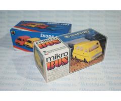 KDN krabička Škoda 1203 - sběratelská replika