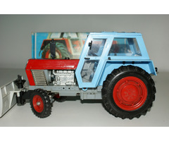Traktor Zetor Crystal 8011 KDN s radlicí a krabicí - [19.9. 2019]