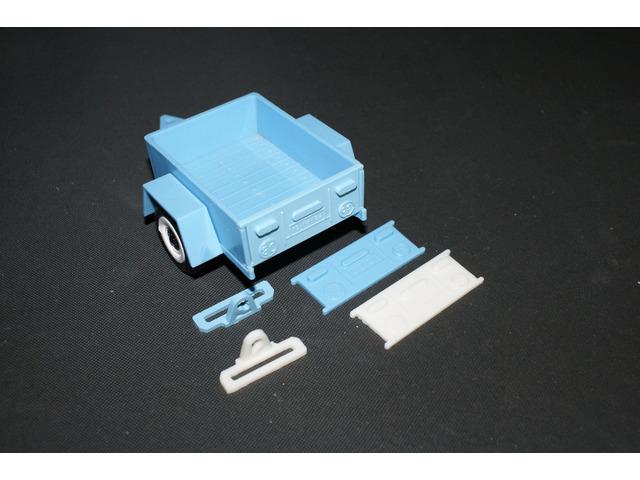 Dvířka / Úchyt vozíku pro Škoda 120L KDN REPLIKA