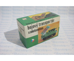 Krabička Igra Transporter sběratelská replika