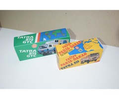 Krabička KDN Tatra 815 GTC nebo Dakar sběratelská replika