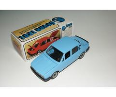 Škoda 120L KDN - klasická stará česká hračka