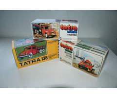 KDN krabička Tatra 138 - sběratelská replika