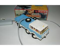 Tatra 813 Ites bovden stará česká hračka