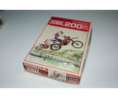 Stavebnice motorka Honda XR 200R FUMAN 1/12