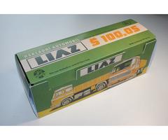 Replika krabičky LIAZ Š 100.05 ITES