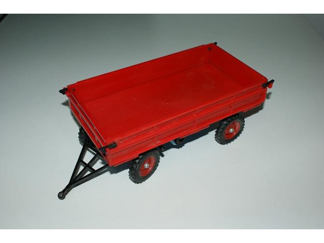 Valník - vlečka pro traktor Zetor Crystal 8011 KDN